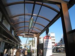 鎌倉駅のバス停