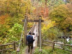 昇仙峡 有明橋