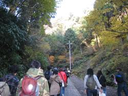 高尾山1号路 表参道入口~浄心門